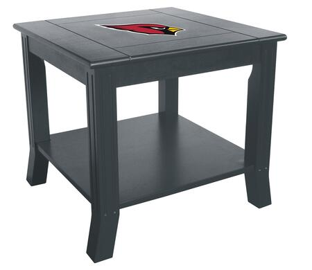 Imperial International 0085-50 NFL Themed Side Table With Team Color & Logo