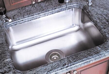 Aline CO2820A10RE Kitchen Sink