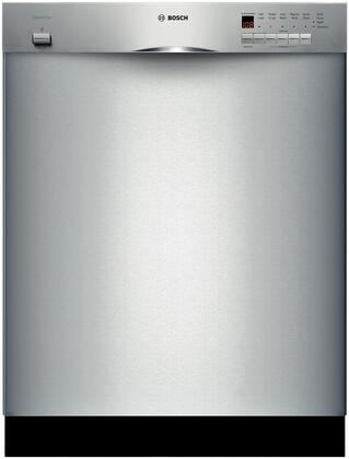 Bosch SHE43P25UC Evolution 300 DLX Series Built-In Full Console Dishwasher