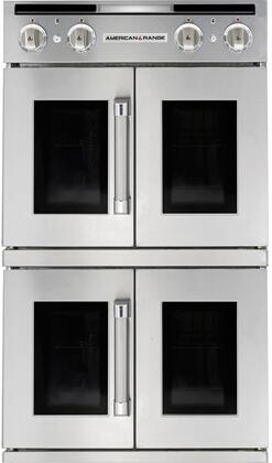 """American Range AROFFG230L 30"""" Double Wall Oven, in Stainless Steel"""