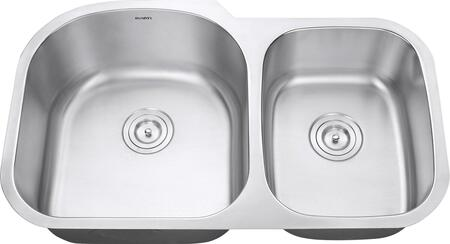 Ruvati RVM4600 Kitchen Sink