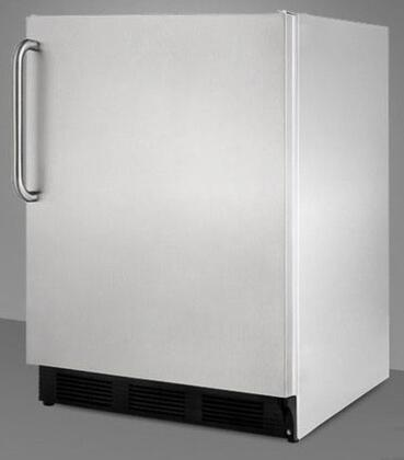 Summit SCFF55OS  Counter Depth Freezer with 5 cu. ft. Capacity