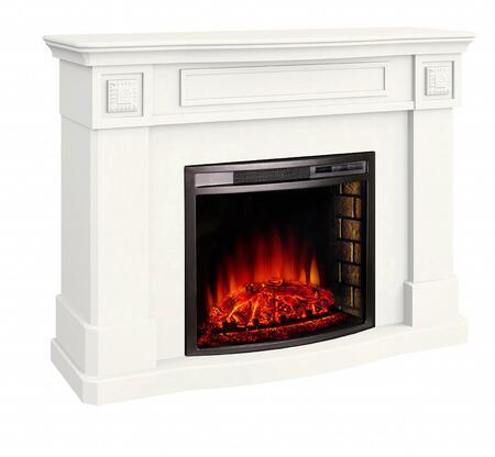 Argo Furniture L29B12 Alessa Series Direct Vent Electric Fireplace