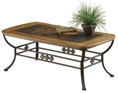 Hillsdale Furniture 4264OTC Oak Traditional Table