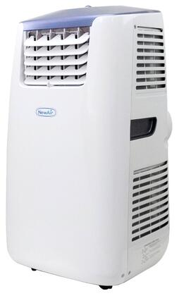 NewAir AC14100H Portable Air Conditioner Cooling Area,