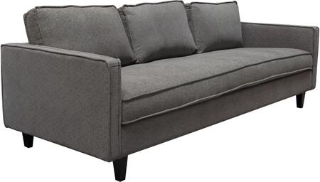 Diamond Sofa Maxim MAXIMSOGR Main Image