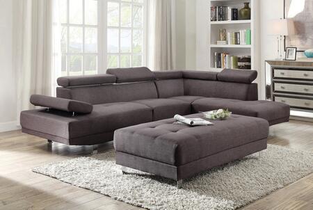 Glory Furniture G445SCO Milan Living Room Sets