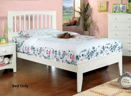 Furniture of America CM7908WHFBED Pine Brook Series  Full Size Bed
