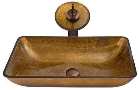 Vigo VGT009RBRCT Oil Rubbed Bronze Bath Sink