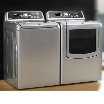 Maytag MVWB750WL Top Load 5 cu. ft. Capacity No  13  Yes Washer |Appliances Connection