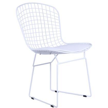Fine Mod Imports FMI10159 Wire Side Chair
