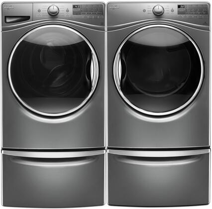 Whirlpool 704463 Washer and Dryer Combos