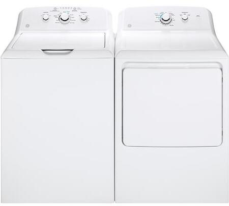 GE 695448 Washer and Dryer Combos