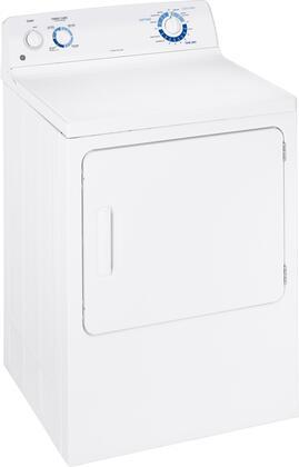 GE GTDL200GMWW Gas Dryer