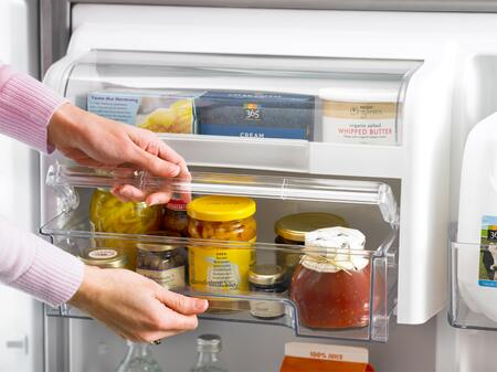 Whirlpool Wrt311sfyw Refrigerator With 21 1 Cu Ft