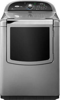 Whirlpool WGD8800YC Cabrio Series Gas Dryer, in Chrome