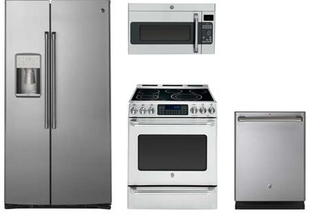 GE Cafe 736994 Kitchen Appliance Packages