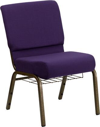 Flash Furniture FDCH02214GVROYBASGG Hercules Series Fabric Metal Frame Accent Chair