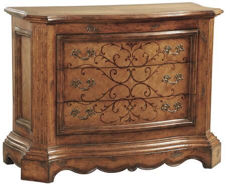 Ambella 06622830001 Josette Series Wood Chest