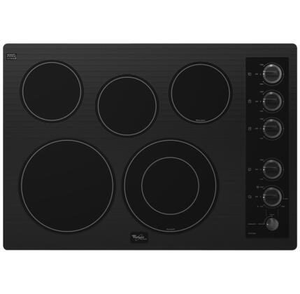 Whirlpool G7CE3055XB Gold Series Electric Cooktop |Appliances Connection