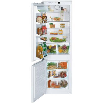 "Liebherr HC1001 22"" Counter Depth Bottom Freezer Refrigerator with 9.3 cu.ft. Total Capacity 2.3 cu.ft. Freezer Capacity 3 Glass Shelves  |Appliances Connection"