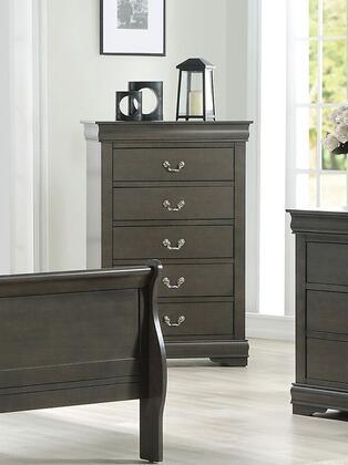 Acme Furniture Louis Philippe Chest