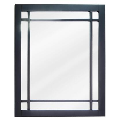 Lyn Design MIR075  Rectangular Portrait Bathroom Mirror