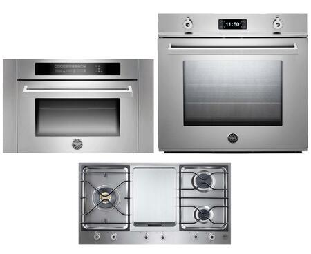 Bertazzoni 347222 Professional Kitchen Appliance Packages