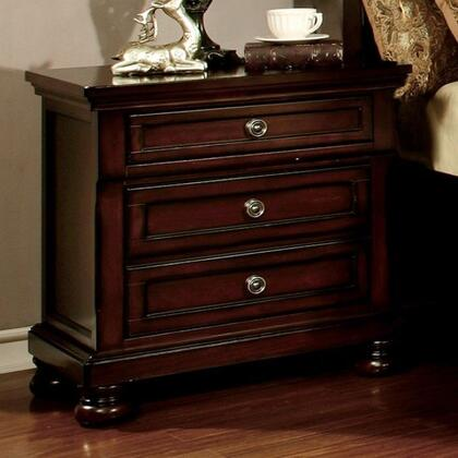 Furniture of America CM7682N Northville Series  Night Stand