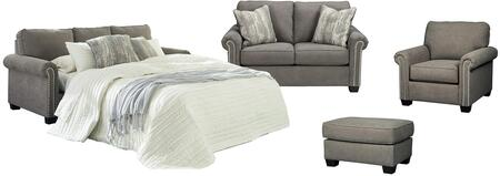Benchcraft 92602QSSLCO Gilman Living Room Sets