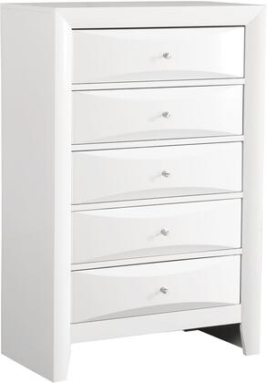 Glory Furniture G1570CH  Veneers Chest