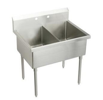 Elkay SS82362 Floor Sink