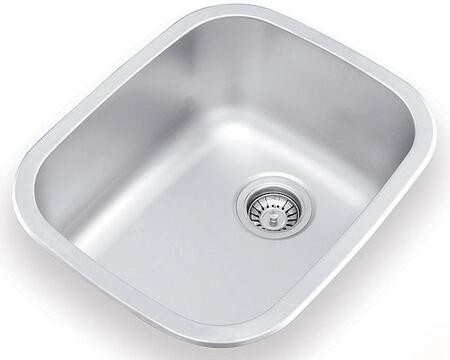 Ukinox UN376 Kitchen Sink