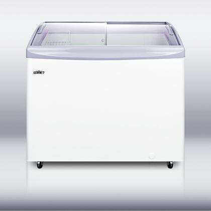 Summit SCF1095S Freestanding Chest Freezer