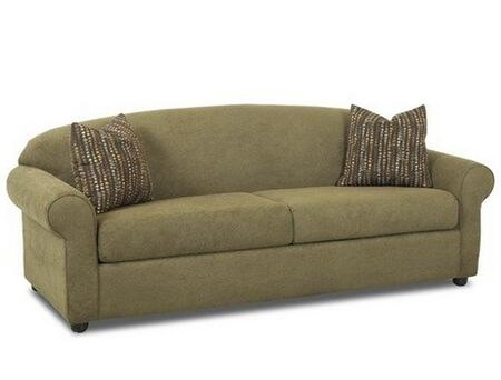 Klaussner POSSIBILITIESRSLP Possibilities Series Pull-Out Polyester Sofa