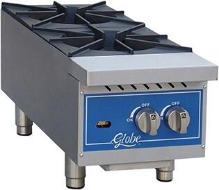 12 in Gas Hot Plate