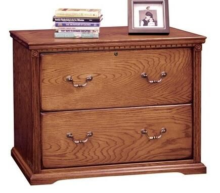 "Legends Furniture SD6801RST 35.56"" Traditional File Cabinet"