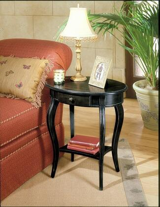 Butler 0532005 Masterpiece Series Traditional Oval End Table
