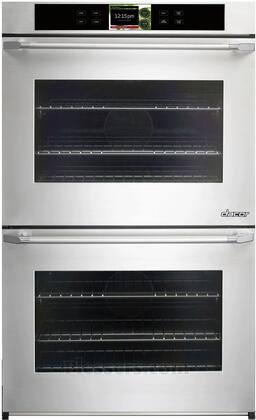 Dacor DYO230Px Double Wall Oven with 4.8 cu. ft. Capacity, Self Clean, GlideRack, Automatic Hold, Halogen Lighting, RapidHeat, Integrated WiFi, Bluetooth and Pure Convection, in