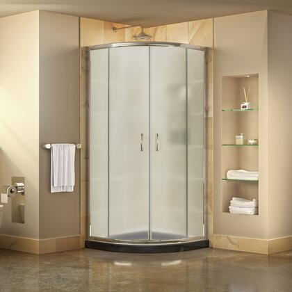 Prime Shower Enclosure Frosted Glass 01 Base 89
