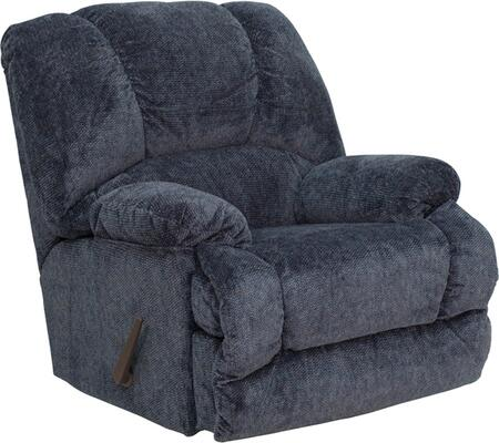 Flash Furniture AM97003977GG Contemporary Zenith Series Contemporary Polyblend Wood Frame Rocking Recliners