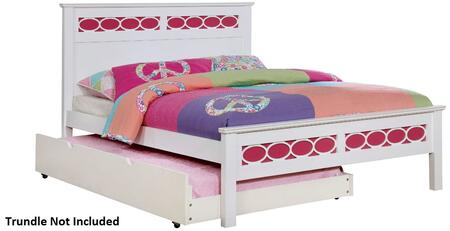 Furniture of America CM7853PKFBED Cammi Series  Full Size Bed