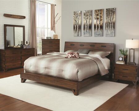 Coaster 204851KW4PC Yorkshire California King Bedroom Sets