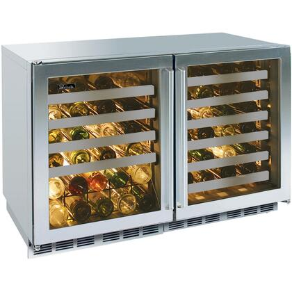 "Perlick HP48WOS3L3RDNU 47.875"" Freestanding Wine Cooler"