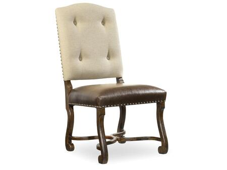 Treviso Camelback Side Chair Image 1