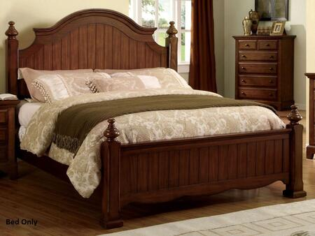 Furniture of America CM7888EKBED Palm Coast Series  King Size Bed