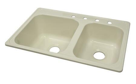 Lyons DKS09PTB Kitchen Sink