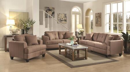 Coaster 5051713PC Samuel Living Room Sets