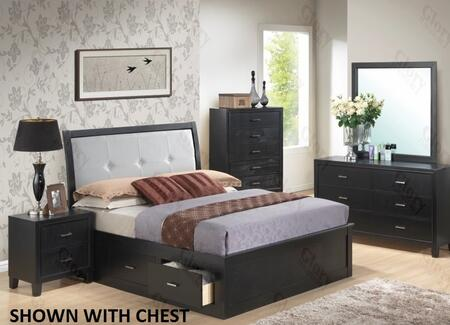 Glory Furniture G1250FTSB2DMN G1250 Twin Bedroom Sets