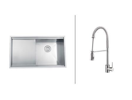 Ruvati RVC2366 Kitchen Sink